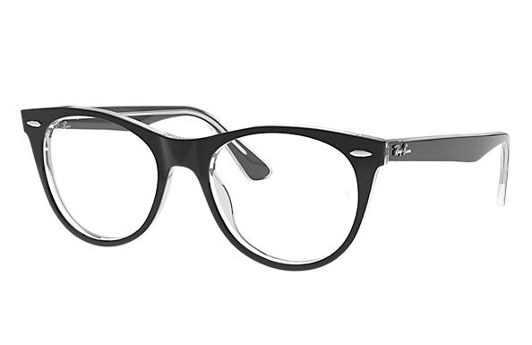 Ray-Ban Occhiali-da-vista WAYFARER II OPTICS Black