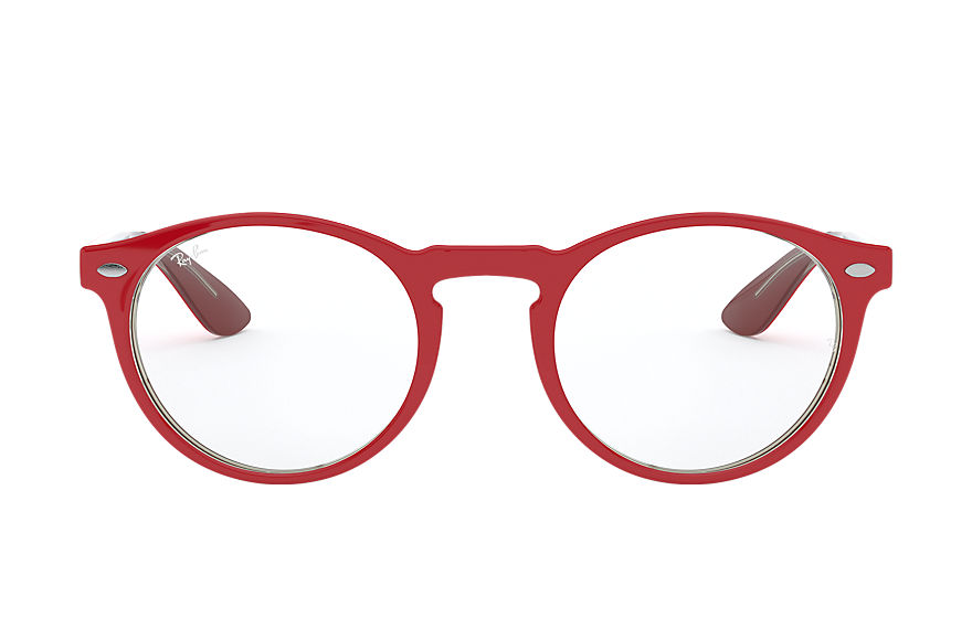 Ray-Ban  eyeglasses RX5283 UNISEX 006 rb5283 red 8056597187770