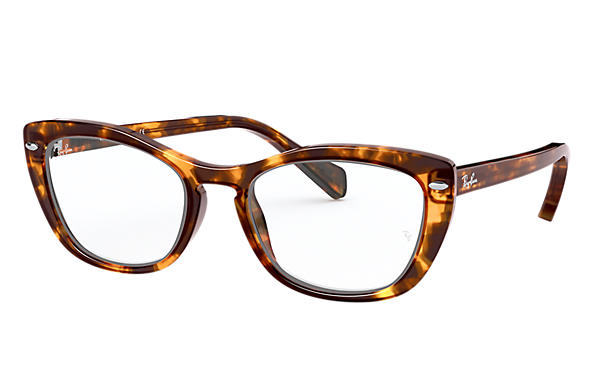 Ray-Ban 0RX5366-RB5366 Tortoise,Brown OPTICAL