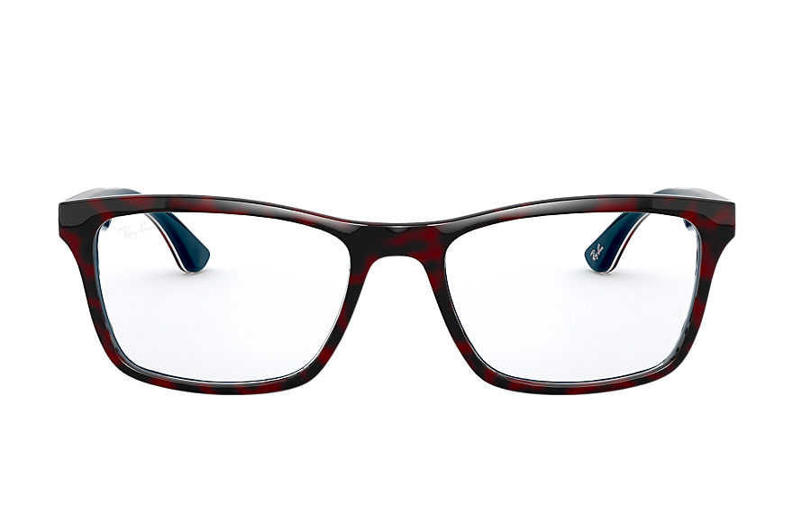 Ray-Ban  eyeglasses RX5279 UNISEX 004 rb5279 red havana 8056597188166