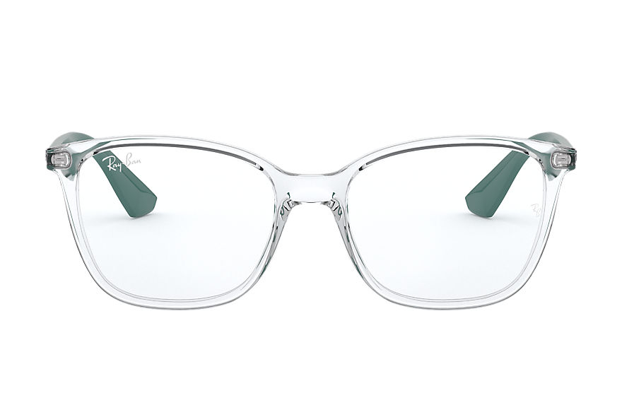 Ray-Ban  eyeglasses RX7066 UNISEX 008 rb7066 transparent 8056597188449