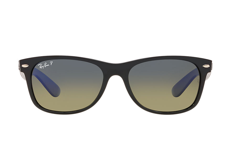 Ray-Ban Sunglasses RB2132 LTD Ray-Ban x Disney Black with Blue/Green Gradient lens