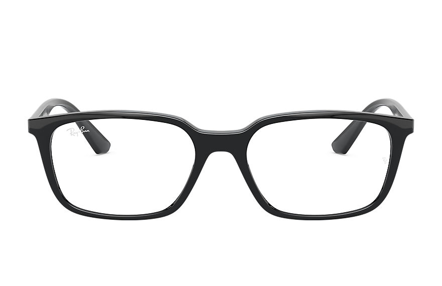 Ray-Ban  eyeglasses RX7176F UNISEX 009 rb7176 black 8056597199667