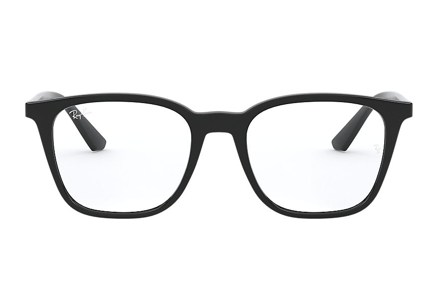 Ray-Ban  eyeglasses RX7177F UNISEX 010 rb7177 black 8056597199711
