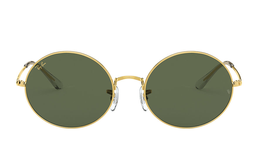Ray-Ban  lunettes de soleil RB1970 UNISEX 015 oval 1970 legend gold or 8056597199896