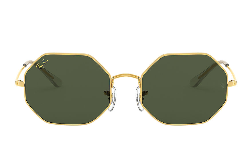 Ray-Ban  occhiali da sole RB1972 UNISEX 003 octagon 1972 legend gold oro 8056597199933