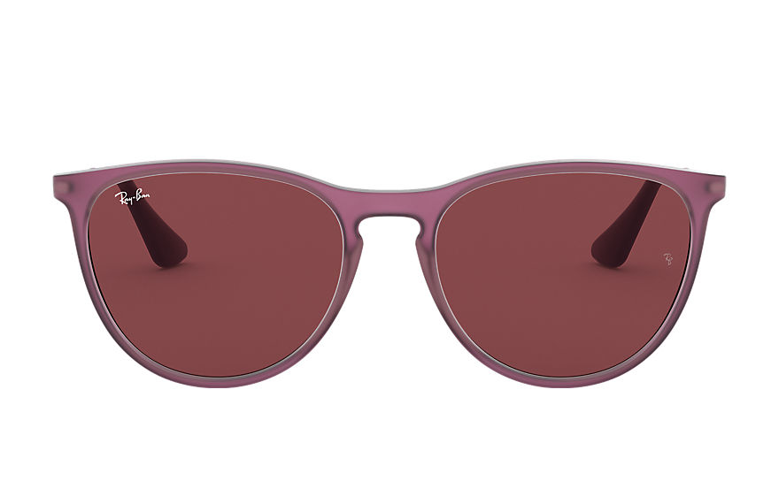Ray-Ban  sunglasses RJ9060SF CHILD 002 izzy transparent violet 8056597200981