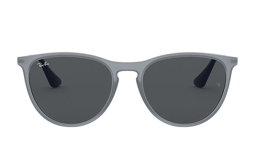 Ray-Ban  sunglasses RJ9060SF CHILD 003 izzy transparent grey 8056597201018
