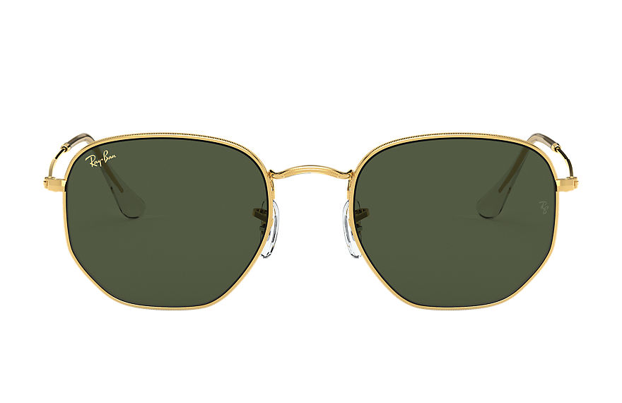 Ray-Ban  sunglasses RB3548 UNISEX 003 hexagonal legend gold 金色 8056597209694