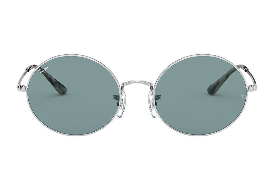 Ray-Ban  sunglasses RB1970 UNISEX 016 oval 1970 silver 8056597210294