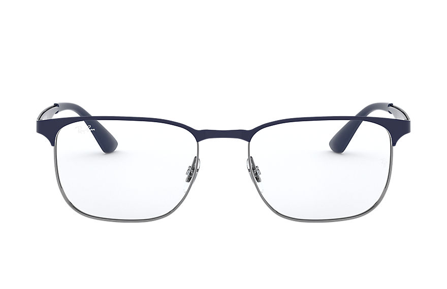 Ray-Ban  eyeglasses RX6363 UNISEX 002 rb6363 staalgrijs 8056597210546