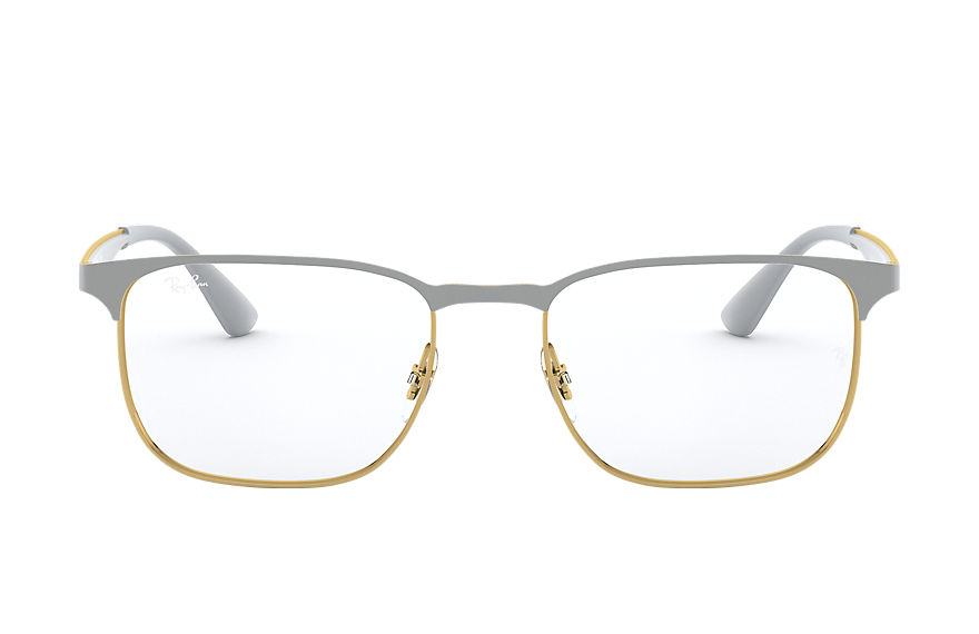 Ray-Ban  eyeglasses RX6363 UNISEX 004 rb6363 gold 8056597210577
