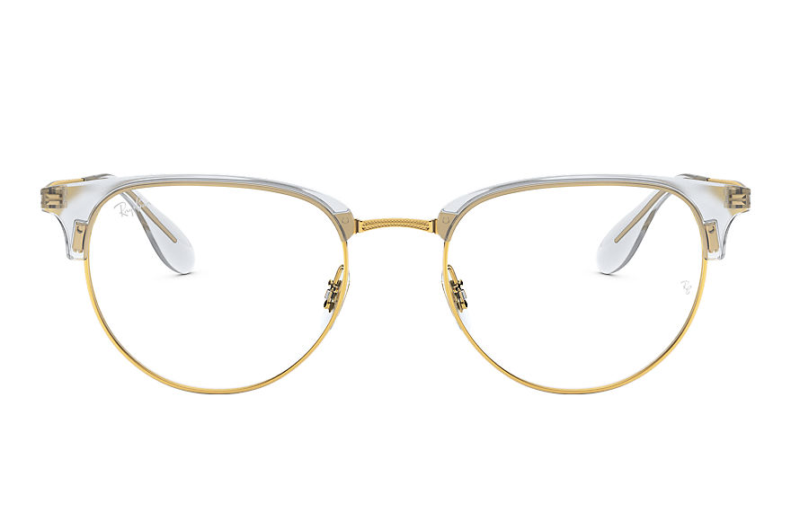 Ray-Ban  eyeglasses RX6396 UNISEX 005 rb6396 gold 8056597210645