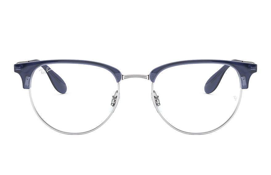Ray-Ban  eyeglasses RX6396 UNISEX 006 rb6396 zilver 8056597210669
