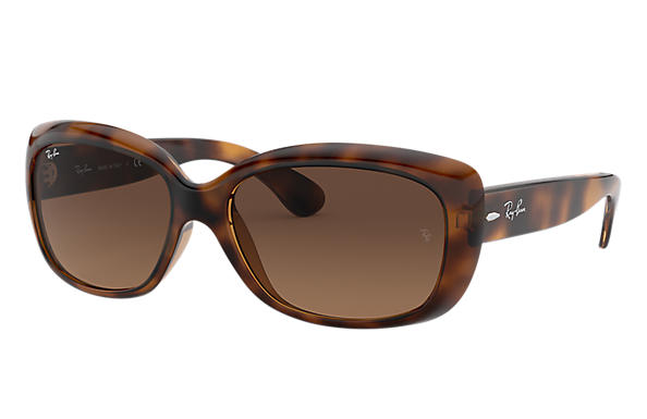 Ray-Ban Sunglasses JACKIE OHH Tortoise with Pink/Brown Gradient lens