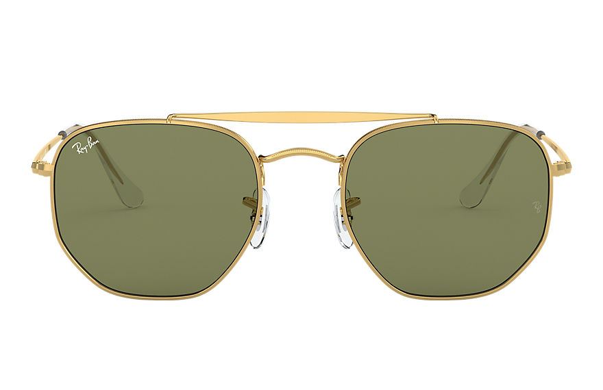 Ray-Ban  sunglasses RB3648 UNISEX 004 marshal 金色 8056597210911