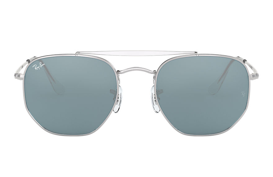 Ray-Ban  sunglasses RB3648 UNISEX 001 marshal 銀色 8056597210959