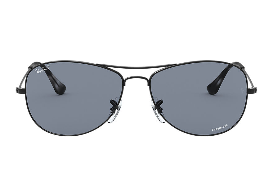 Ray-Ban  sunglasses RB3562 UNISEX 004 rb3562 chromance zwart 8056597210966