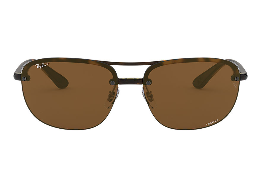 Ray-Ban  sunglasses RB4275CH MALE 001 rb4275 chromance schildpad 8056597211260