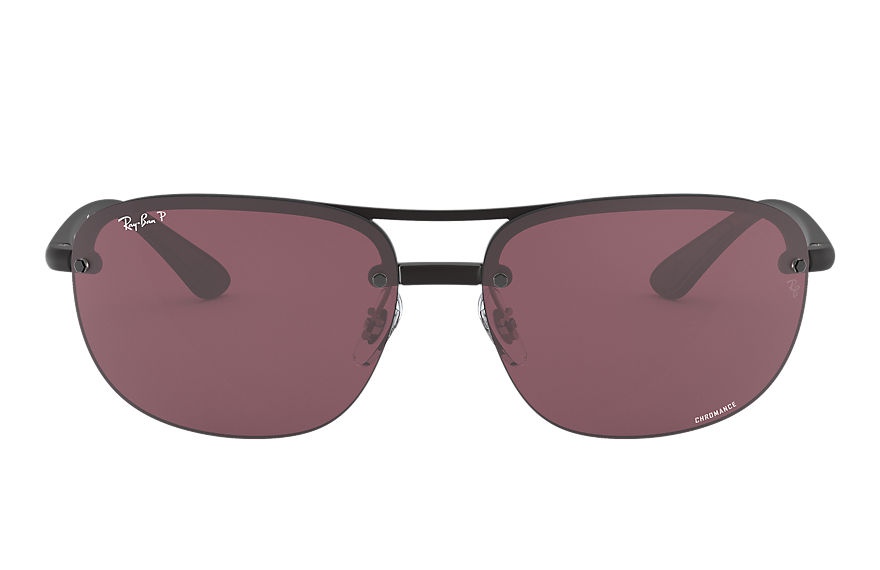 Ray-Ban  sunglasses RB4275CH MALE 001 rb4275 chromance zwart 8056597211284