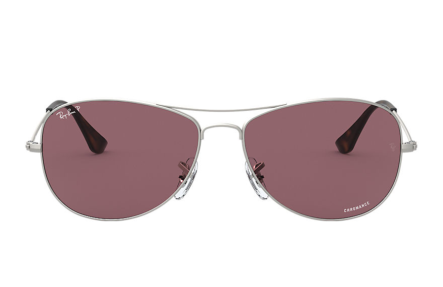 Ray-Ban  sunglasses RB3562 UNISEX 005 rb3562 chromance zilver 8056597212038