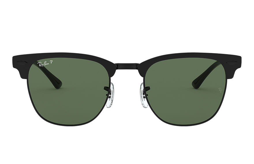 Ray-Ban  sunglasses RB3716 UNISEX 005 clubmaster metal 黑色 8056597215688