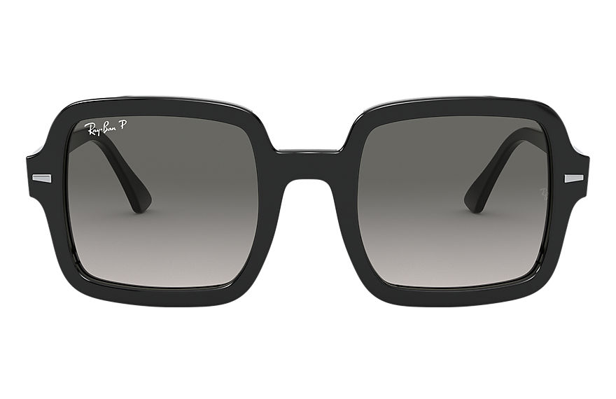 Ray-Ban  sunglasses RB2188 Female 001 rb2188 black 8056597216371
