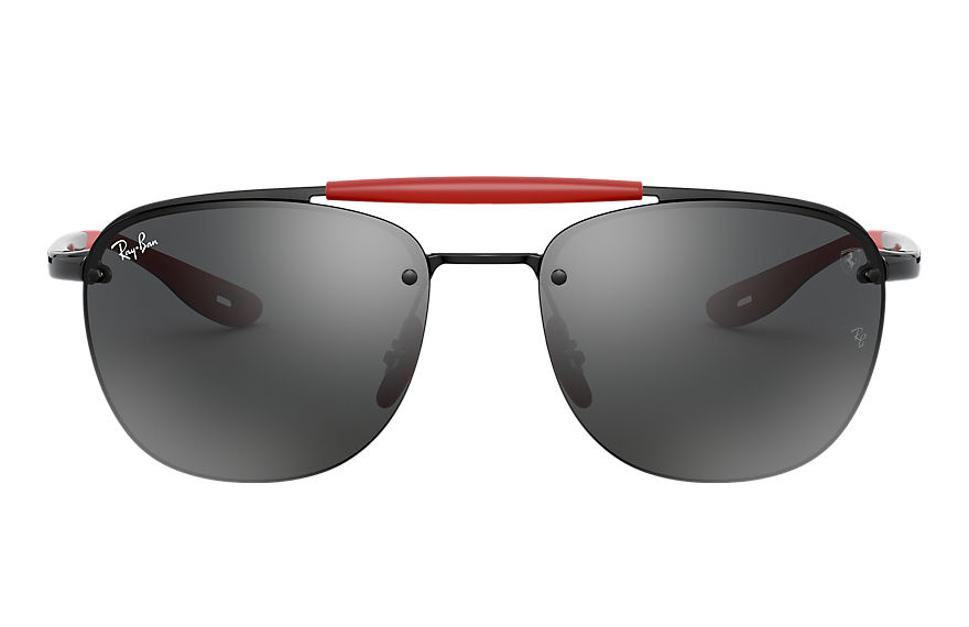 Ray-Ban  sonnenbrillen RB3662M MALE 001 rb3662m scuderia ferrari collection black 8056597216395