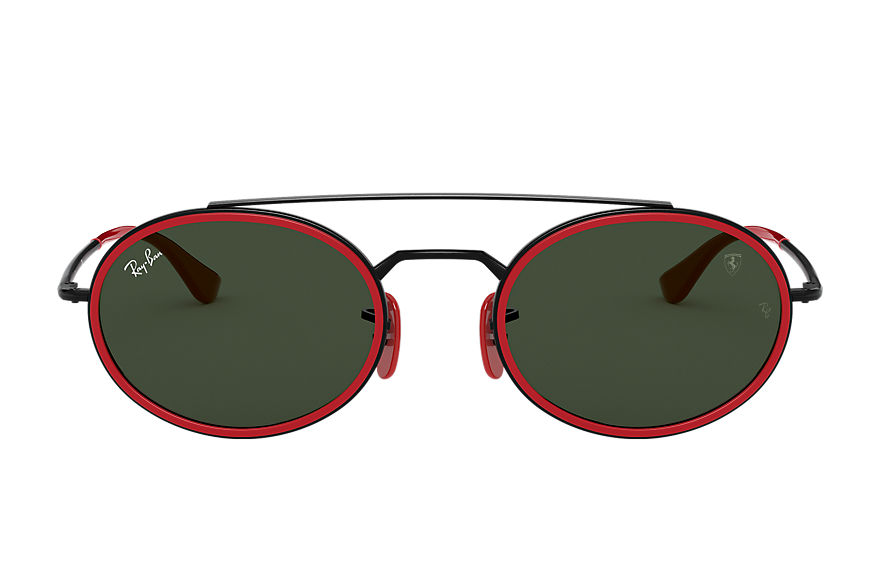 Ray-Ban  sunglasses RB3847M UNISEX 010 rb3847m scuderia ferrari collection black 8056597216463