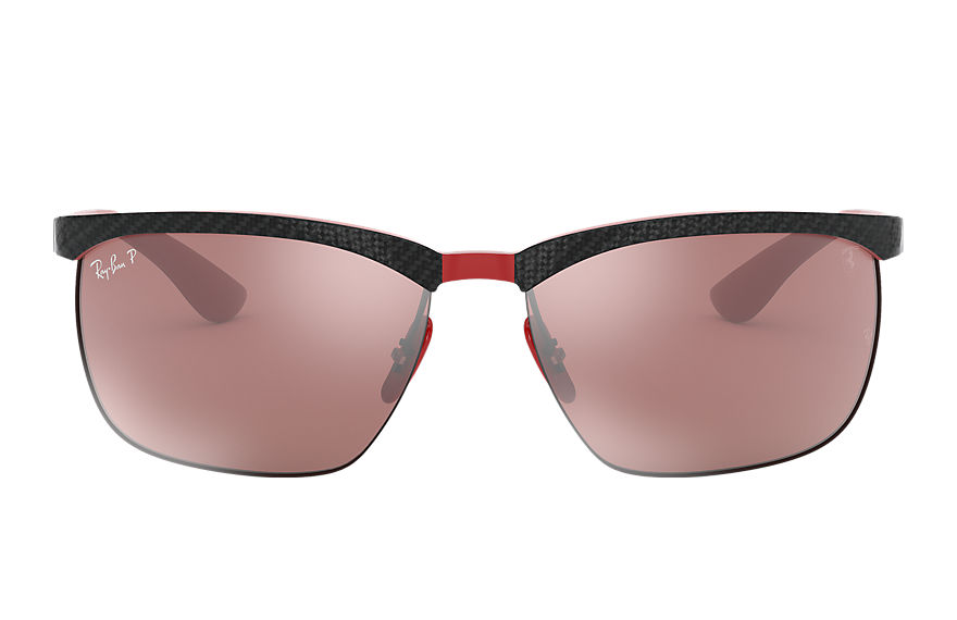 Ray-Ban  sunglasses RB8324M MALE 001 rb8324m scuderia ferrari collection zwart 8056597216784