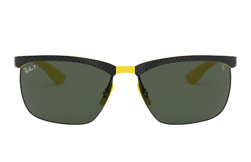 Ray-Ban  sunglasses RB8324M MALE 001 rb8324m scuderia ferrari collection zwart 8056597216807