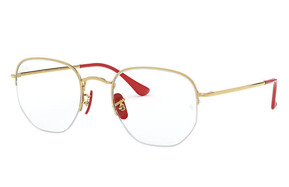 Ray-Ban Eyeglasses RB6448M SCUDERIA FERRARI COLLECTION Staalgrijs