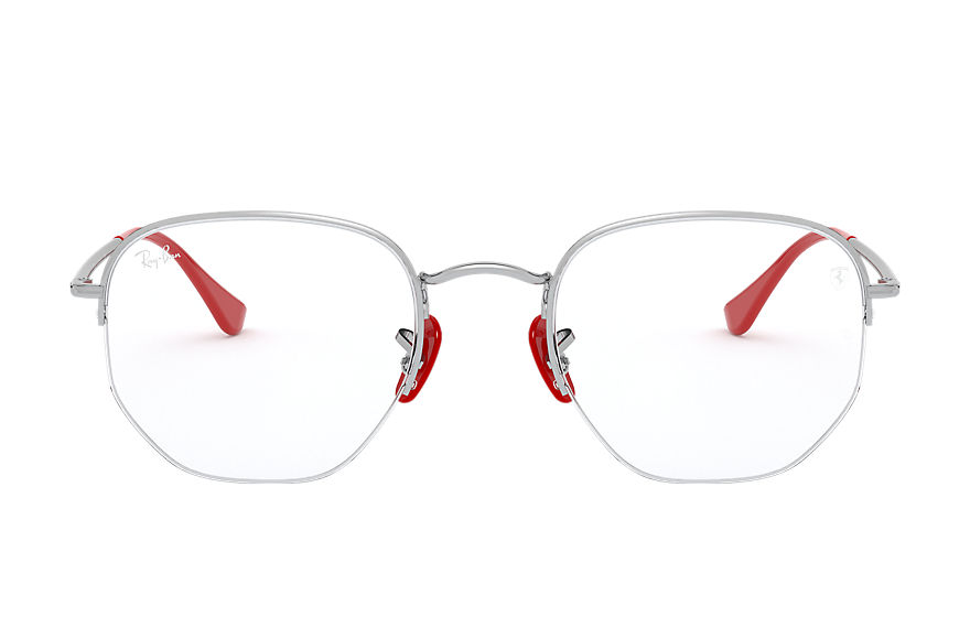 Ray-Ban  eyeglasses RX6448M UNISEX 009 rb6448m scuderia ferrari collection silver 8056597216906