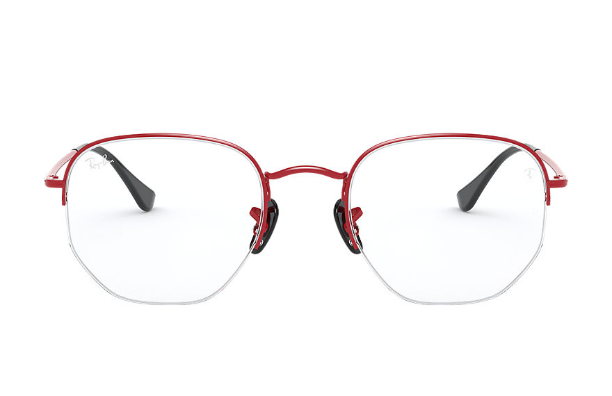 Ray-Ban  eyeglasses RX6448M UNISEX 008 rb6448m scuderia ferrari collection red 8056597216920