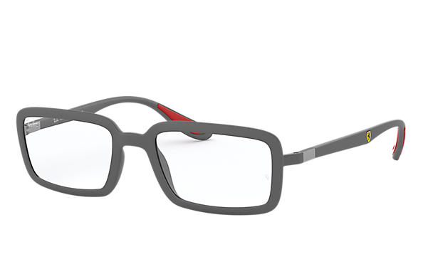 Ray-Ban Eyeglasses RB7181M SCUDERIA FERRARI COLLECTION Mat Rood
