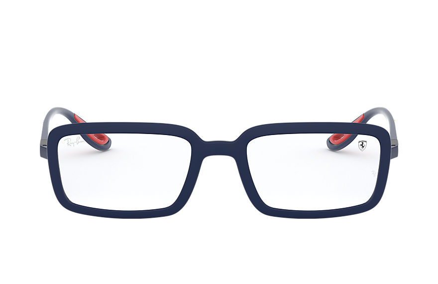 Ray-Ban  eyeglasses RX7181M MALE 001 rb7181m scuderia ferrari collection matte blue 8056597217453