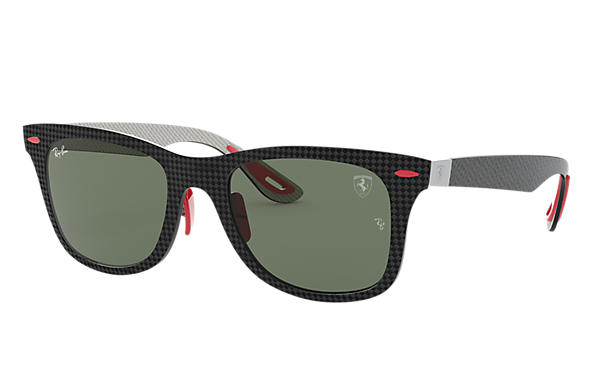 Ray-Ban 0RB8395M-RB8395M SCUDERIA FERRARI COLLECTION Matte Black,Black; Matte Grey SUN