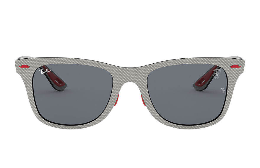 Ray-Ban  sunglasses RB8395M UNISEX 002 rb8395m scuderia ferrari collection matte grey 8056597217538