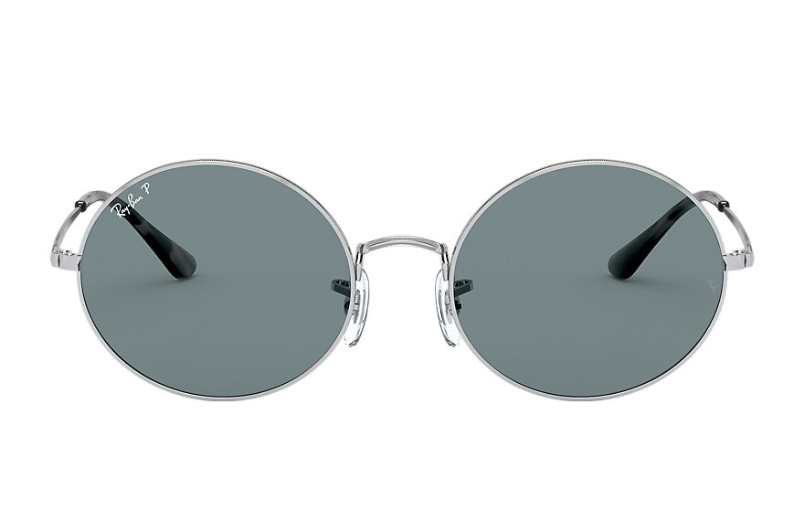 Ray-Ban  sunglasses RB1970 UNISEX 018 oval 1970 silver 8056597224949