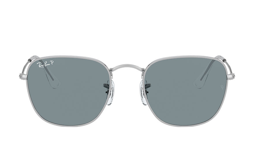 Ray-Ban  sunglasses RB3857 UNISEX 014 frank zilver 8056597225007
