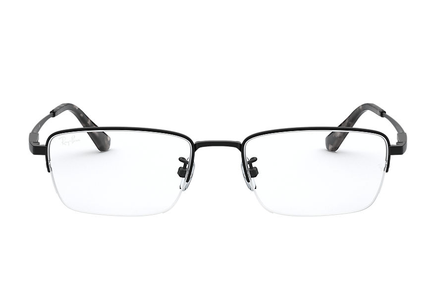Ray-Ban  eyeglasses RX8763D UNISEX 001 rb8763d black 8056597236997