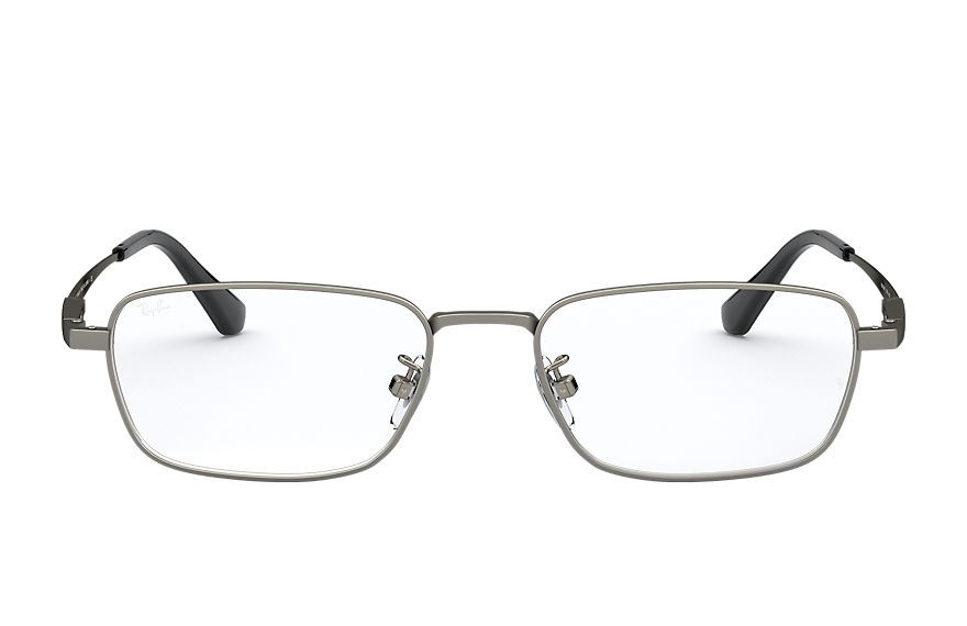 Ray-Ban Eyeglasses RB8764D Shiny Pewter