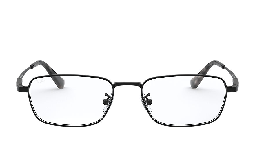 Ray-Ban  eyeglasses RX8764D UNISEX 001 rb8764d black 8056597237031