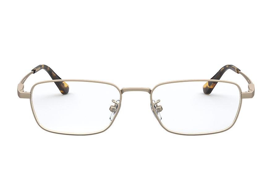 Ray-Ban  eyeglasses RX8764D UNISEX 001 rb8764d white gold 8056597237048