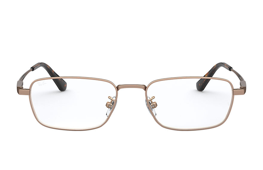 Ray-Ban  eyeglasses RX8764D UNISEX 001 rb8764d bronze copper 8056597237055