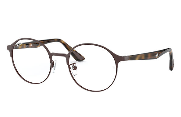 Ray-Ban Eyeglasses RB6459D Brown