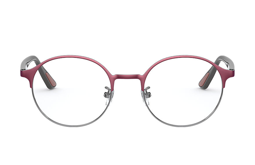 Ray-Ban  eyeglasses RX6459D UNISEX 001 rb6459d 酒紅色 8056597237130
