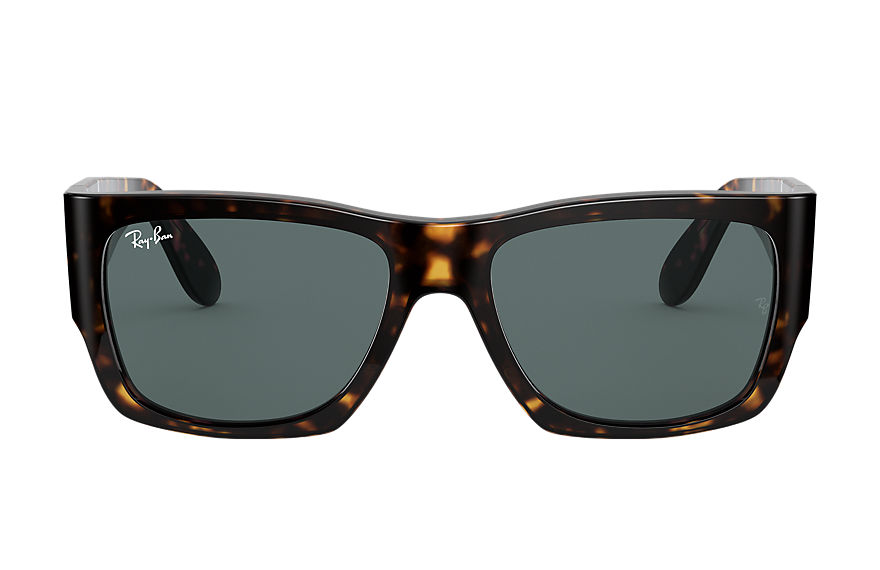 Ray-Ban  sunglasses RB2187 UNISEX 001 nomad shiny havana 8056597242677