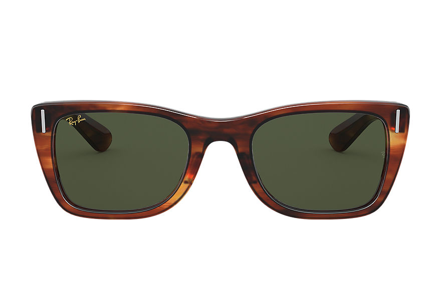 Ray-Ban  sunglasses RB2248 UNISEX 004 caribbean legend gold striped havana 8056597242721