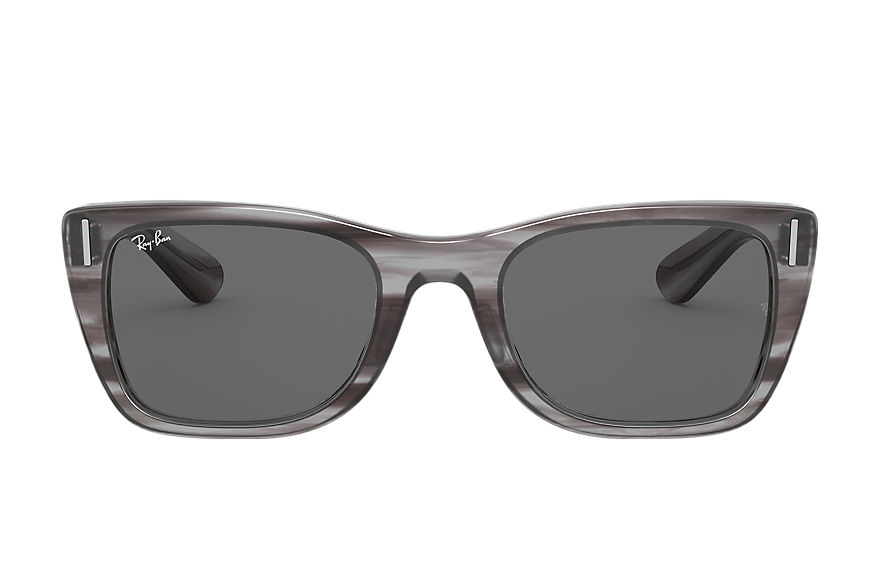 Ray-Ban  sunglasses RB2248 UNISEX 003 caribbean striped grey 8056597242745